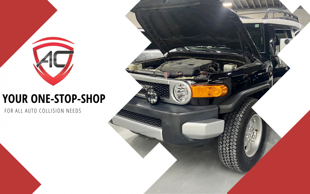Absolute Collision: Your One-Stop-Shop for All Auto-Collision Needs