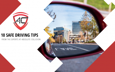 10 Safe Driving Tips From Absolute Collision