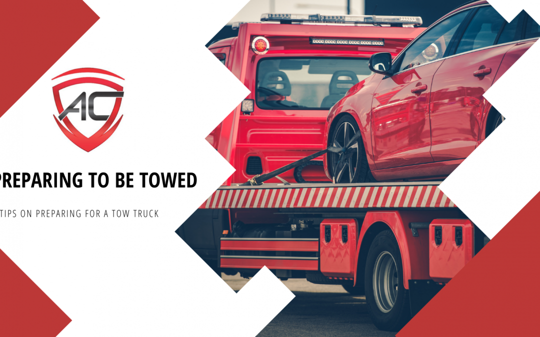 5 Things To Do Before Your Car is Towed After an Accident
