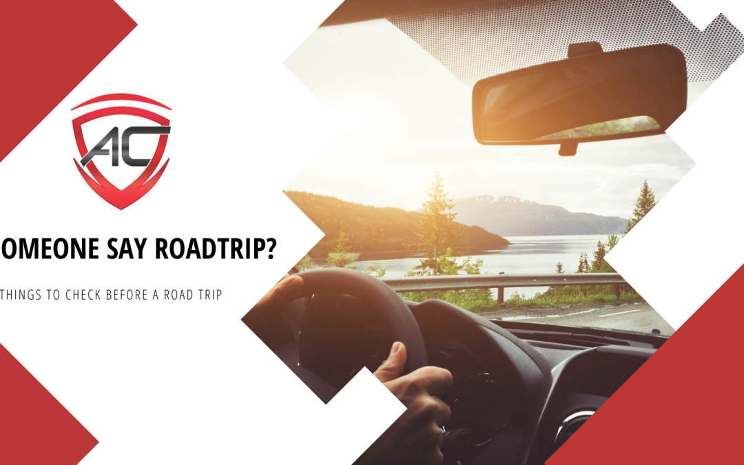 5 Things to Check Before Taking A Summer Road Trip