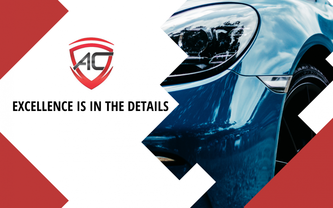 Absolute Collision Explains Exterior and Interior Car Detailing Services