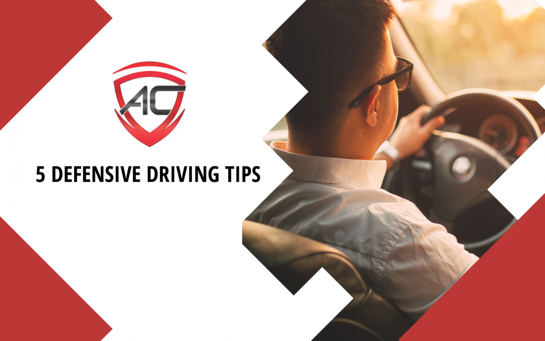 5 Tips For Defensive Driving